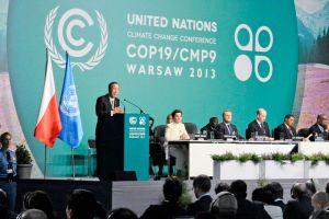 Zostań wolontariuszem na Szczycie Klimatycznym!