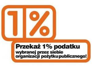 Przekaż 1% z podatku lokalnej organizacji