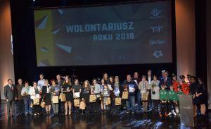 Gala Wolontariatu 2018 w Czerwionce-Leszczynach