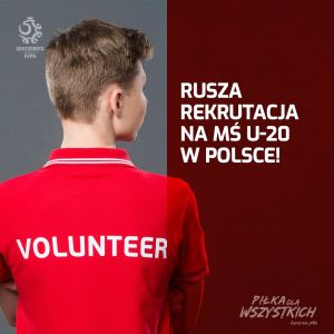 Mistrzostwa Świata FIFA 2019 - wolontariat